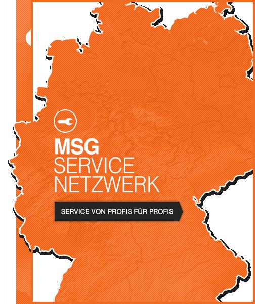 Service netzwerk