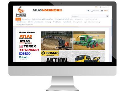 MSG Baumaschinen Online Shop