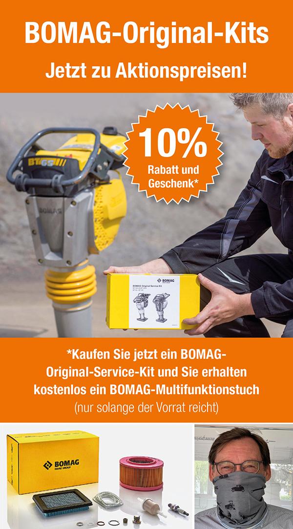 BOMAG-Original-Service-Kits