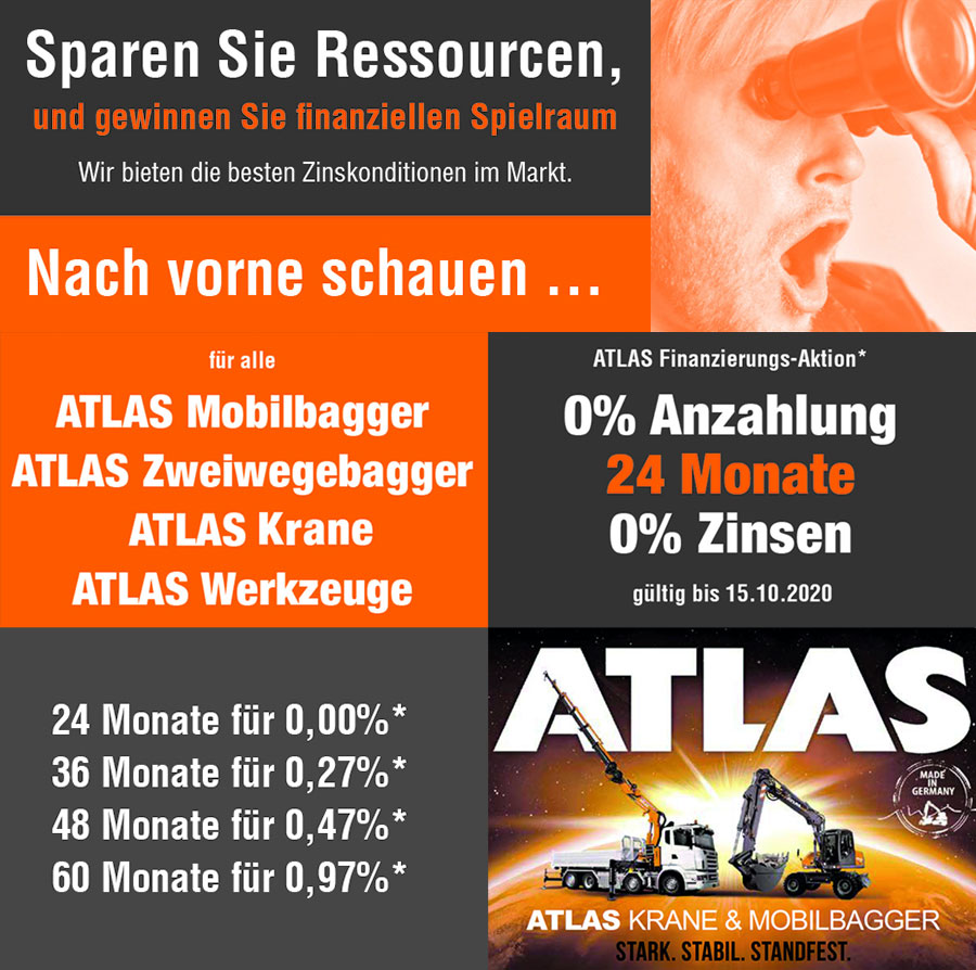 Atlas Angebot